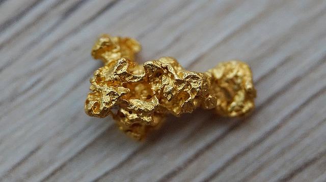 Goud uit Peru