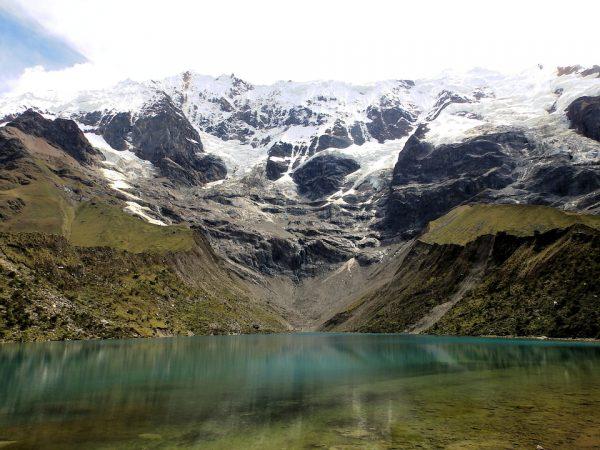 Humantay meer bij Cusco