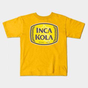 Inca kola T-shirt
