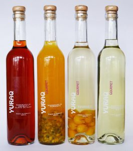 Macerados van pisco