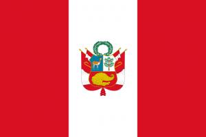 Oorlogsvlag van Peru