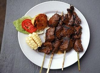 Uit de Peruaanse keuken: anticuchos