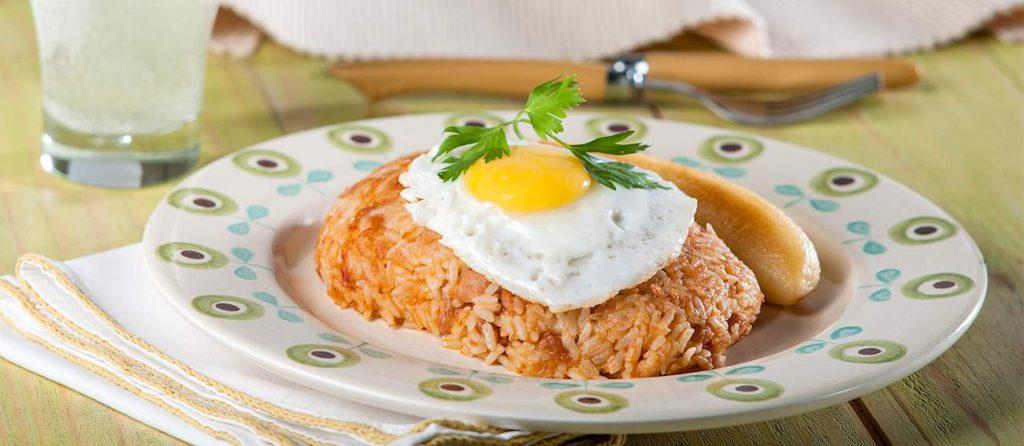 Peruaans eten: tacu tacu