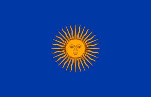 Peruaanse vlag van 1820