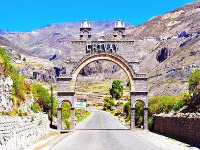 Poort van Chivay
