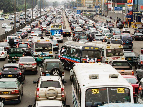 Reisadvies Peru: verkeer in Lima