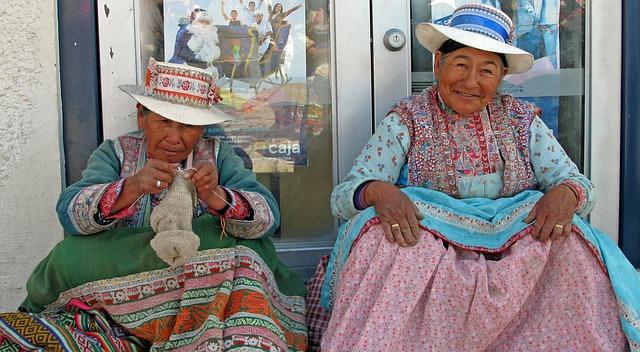 Sprekers van de Quechua taal