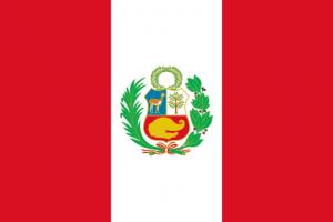 Staatsvlag van Peru