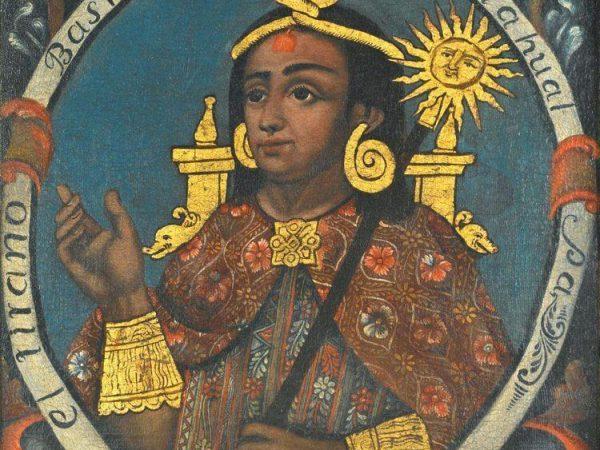 Atahualpa, met zijn belangrijke rol in hoe de inca's zijn verdwenen