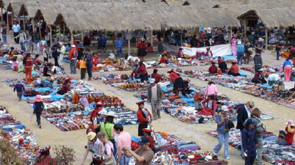 Markt van Chinchero