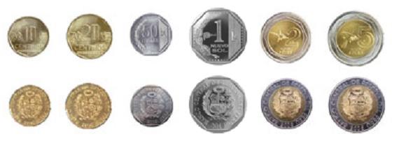 Peruaanse munten