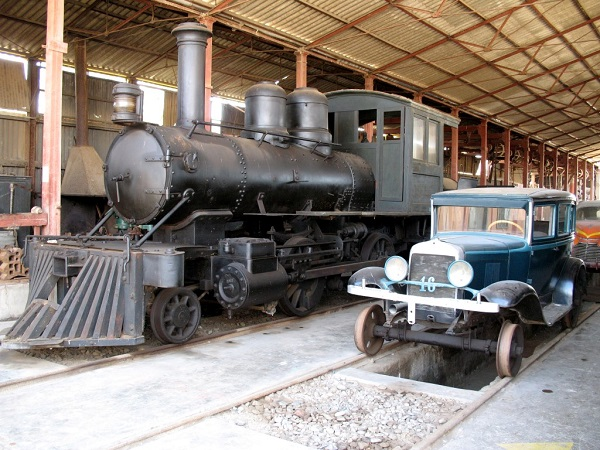 Spoorwegmuseum Tacna