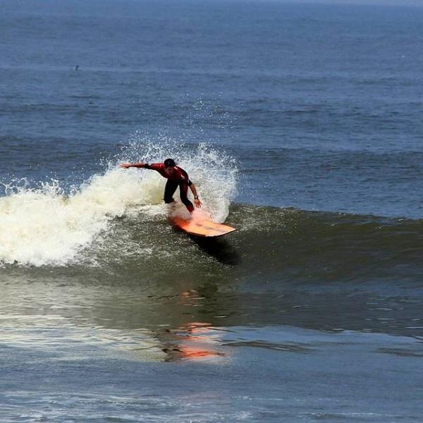 Surfen in Huanchaco