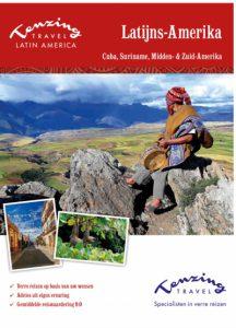 Tenzing Travel reisbrochure